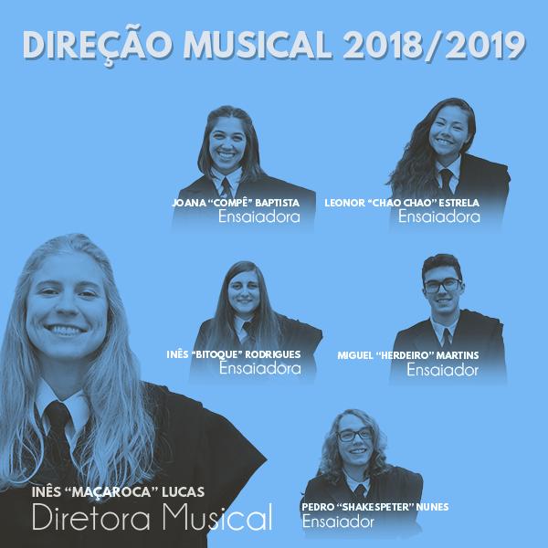 Direção Musical
